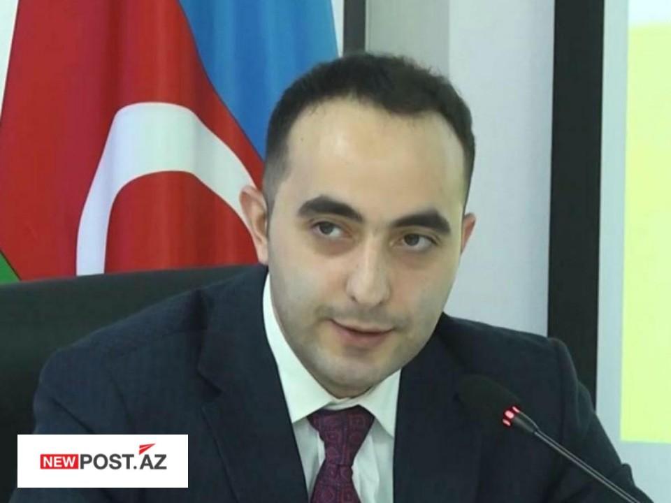 İİTKM-nin departmanet rəhbəri Nicat Hacızadənin