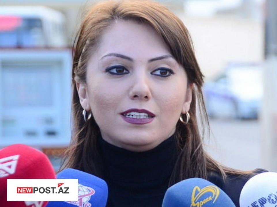 Dövlət Avtomobil Nəqliyyatı Xidmətinin mətbuat katibi Nuridə Allahyarovanın