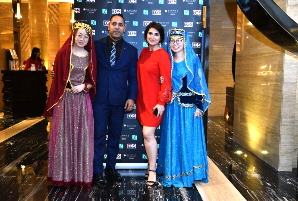Şanxayda Azərbaycan mədəniyyəti gecəsi təşkil olunub