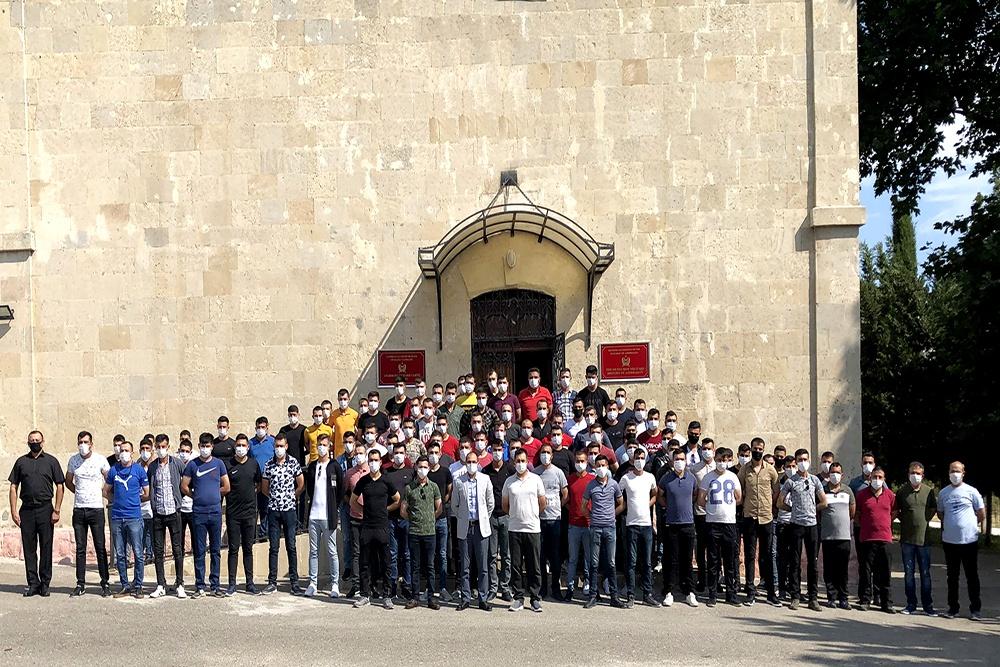 Türkiyəli hərbçilər Hərb Tarixi Muzeyimizi ziyarət ediblər - FOTOLAR