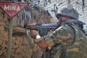 DİQQƏT: Ermənistan ordusuna məxsus silah-sursat anbarı məhv edilib - VİDEO