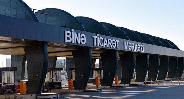 """""""Binə"""" ticarət mərkəzi açılır - FOTO"""
