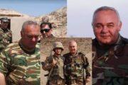 ŞAD XƏBƏR: Daha bir erməni generalı məhv edildi - FOTO