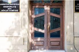 Diasporla İş üzrə Dövlət Komitəsi sədrinə yeni müavin təyin edilib.
