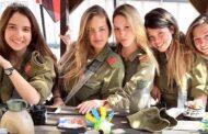 Maraqlı Fakt: İsraildə hərbi xidmət kişilər və qadınlar üçün məcburidir