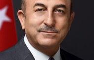 Mövlud Çavuşoğlu Azərbaycanın Ankaradakı səfirliyini ziyarət etdi