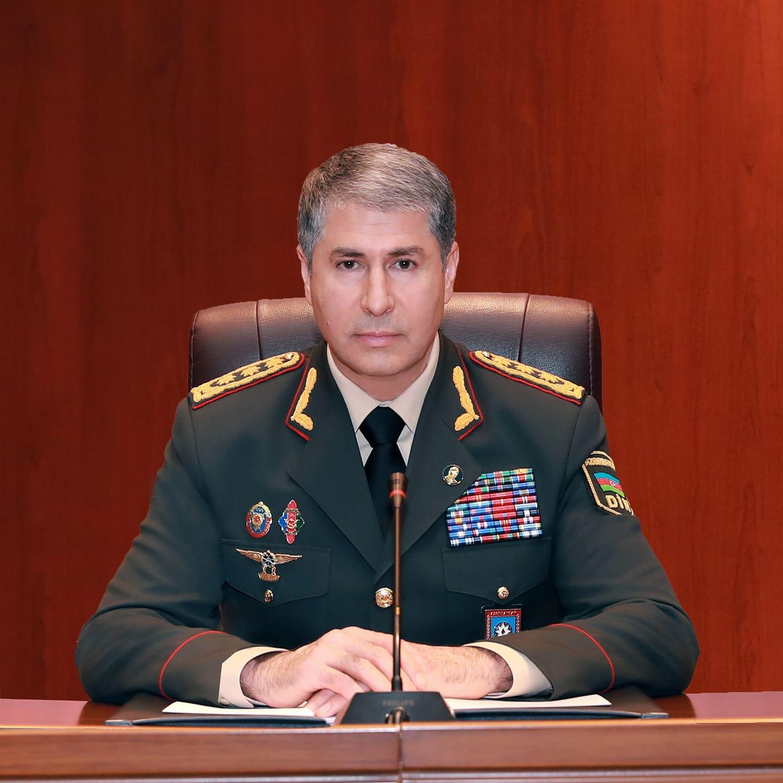 Vilayət Eyvazov DYP-yə yeni rəis təyin etdi