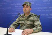 """Anar Eyvazov: """"Ordumuz tərəfindən daha kəskin tədbirlər görüləcək"""""""
