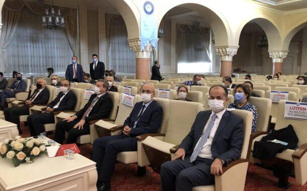İlahiyyat İnstitutunun dekanı Beynəlxalq Simpoziumda iştirak edib