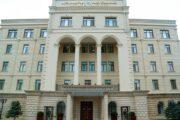 MN: Azərbaycan Ordusu mülki əhalini və infrastrukturu atəşə tutmur