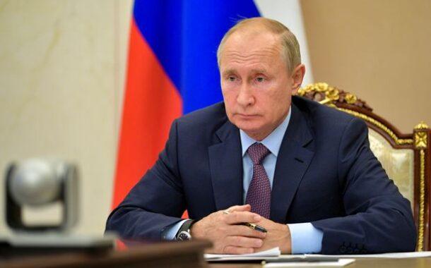 Rusiya prezidenti: