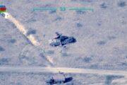DİQQƏT!!! Mübariz ordumuz düşmənin daha bir neçə hərbi texnikasını məhv edib - VİDEO
