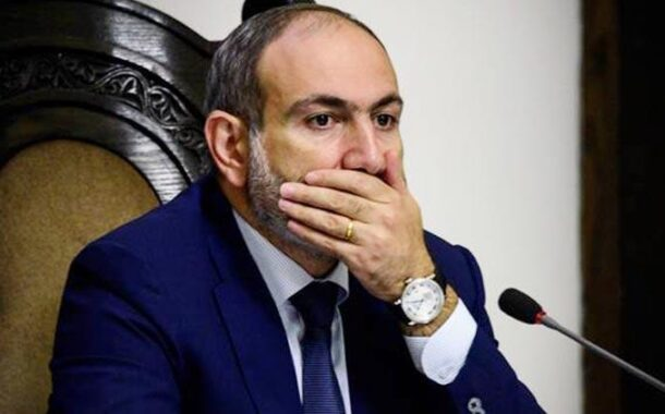 Vuruşmağa adam tapmayan Paşinyan bütün dünya ermənilərinə çağırış etdi