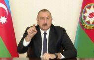 """Prezident: """"Ermənistan məğlub edilmiş, Azərbaycan zəfər çalmış ölkədir"""""""