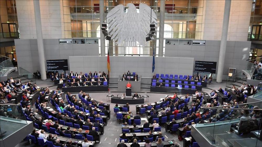 Almaniya Bundestaqı Qarabağda hərbi əməliyyatların dayandırılmasını dəstəkləyib