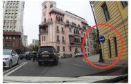 Sürücülərin NƏZƏRİNƏ: Bakıda yeni yol nişanı quraşdırıldı