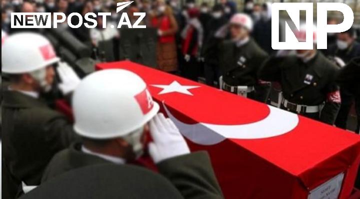 Türkiyəm, başın sağ olsun!!! Türkiyədə terrorçularla atışmada bir əsgər şəhid olub, iki əsgər yaralanıb