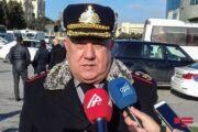 BDYPİ küləkli hava ilə əlaqədar sürücülərə müraciət edib