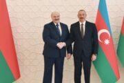 """Lukaşenko: """"İşğaldan azad edilmiş ərazilərdə həyatın bərpası üçün çox ağır işlər görülməlidir"""