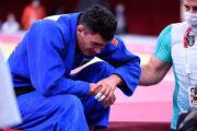 Olimpiadada uduzan idmançımız ağladı - Fotolar