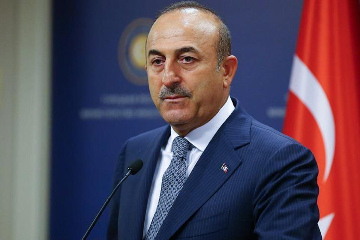"""Çavuşoğlu: """"Türkiyə Kabil aeroportunun idarə edilməsi məsələsində ABŞ və Qətərlə birgə çalışır"""""""