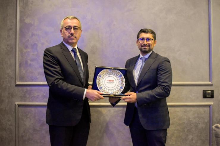Qarabağ Dirçəliş Fondunda Türkiyə Bələdiyyələr Birliyi ilə səmərəli görüş -FOTO