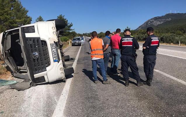 Ukraynalı turistlər Türkiyədə qəzaya düşdülər - 1 ölü, 35 yaralı