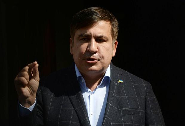 Saakaşvili həbsinə görə Putini təqsirləndirdi