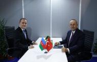 Azərbaycan və Türkiyə XİN rəhbərləri Belqradda görüşüb - YENİLƏNİB